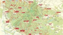 Harz Map
