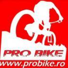 Pro Bike Biciclete Logo
